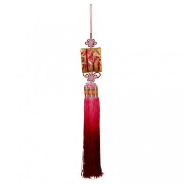 Imperial Tassel - Bamboo
