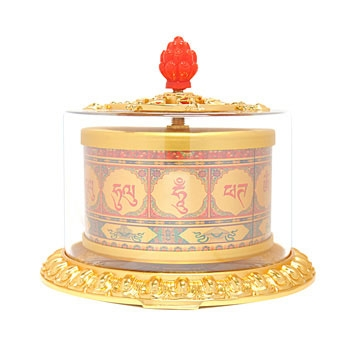 Hayagriva Prayer Wheel
