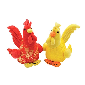 Rooster Plush Toys
