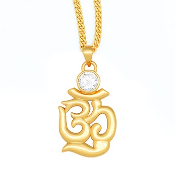 Om Necklace (S)