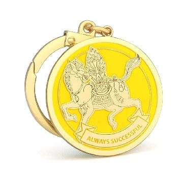 "Windhorse ""Always Successful"" Amulet"