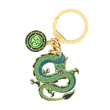 Green Dragon Lunar Mansion Talisman